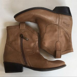 EUC Guess leather boots